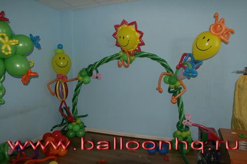 Первый семинар, был посвящен работе с шарами для моделирования и проходил в