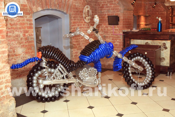 Подарок мужу мотоциклисту на день рождения